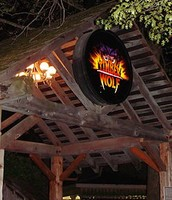 timber wolf entrance