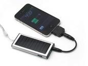Apoya El Cargador Solar Para Tu Celular