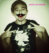 monster peace out
