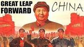 1958 The Great Leap Foward