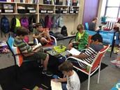 Reading Workshop!
