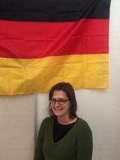 Meet Frau Woodring, German Teacher