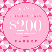 Congratulations to these $200 for $69 StyleFix Pass Earners!