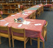 Book Speed Dating at Mt Holly Middle