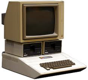 This is the Apple 2 created in 1977.