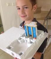 לוי בלוי בנה את בית המקדש
