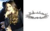 Renegade Cluster Bracelet Silver (NIB)