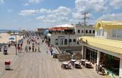 El atracción : El paseo marítimo