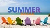 Ready for Summer Break!!