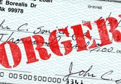 Types of Forgeries, Alterations & Frauds