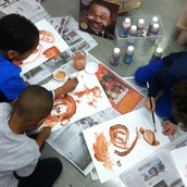 MLK Portraits in Exploration Time