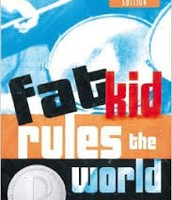 Fat Kid Rules the World, by K. L. Going