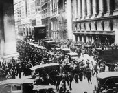 Cause #1 - The Stock Market Crash of 1929