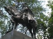 La Estatua Simón Bolívar