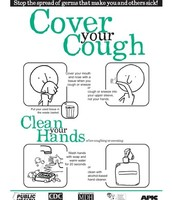 Cover With A Tissue!