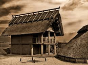 this is an ancient japanese house