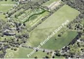 The Princeton battlefield