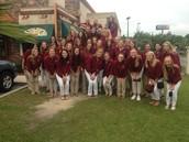 CofC equestrian team!