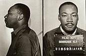 MLK Jr. Mugshot