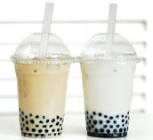 Free Bubble Tea & Japanese sweets for you!