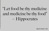 The father of medicine knew what was best for the body 6,000 years ago!