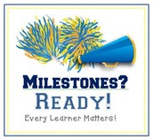Milestones Pep Rally, Friday, April 15