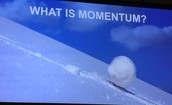 Keep Your Momentum