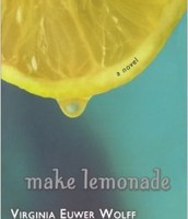 the book Make Lemonade.