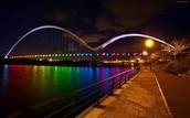 Fluir de ideas como puentes que se tienden...