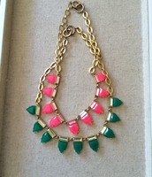 Eye Candy Necklace - Pink only $24.50