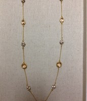 CHELSEA NECKLACE IN GOLD $25