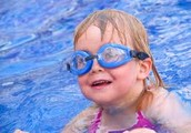 We provide great swimming lessons.