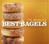 Our shop sells the best bagels in town!