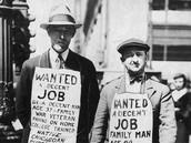 Men were begging for jobs