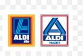 Where is Aldi's located?