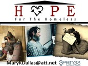 Hope For The Homeless Ministry