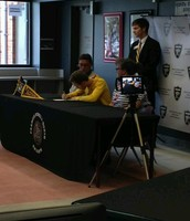 1st Annual Academic Signing Day