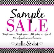 50-60% off Cash & Carry Samples