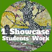 Showcase students' work.
