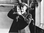 George Eastman and the Kodak  camera