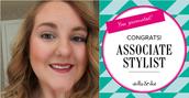 Congratulations Kate Walker!