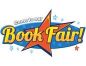 Scholastic Book Fair  October 6th through October 17th
