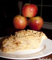 Honeycrisp Duch Apple Pie