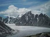 Mongolia's Tavan Bogd mountain