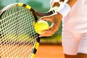 Something I own: Tennis racquet