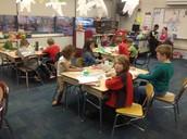 Mrs. Patton's Class