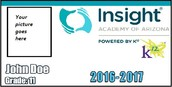 ISAZ STUDENT ID CARD