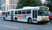 Major transportation in cities