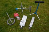 One man assemble kit