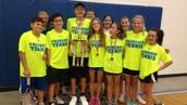 FMS Tennis Team